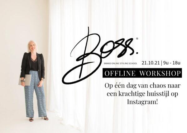 boss offline cursus op locatie